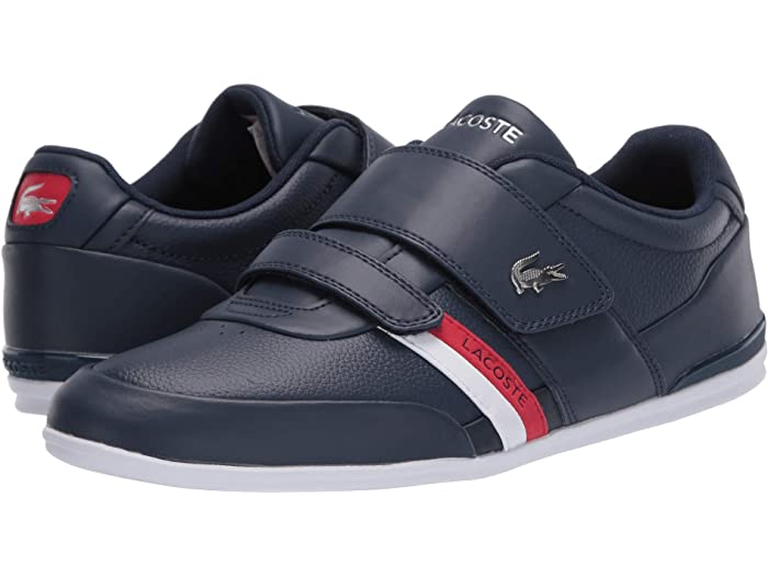 lacoste shoes strap