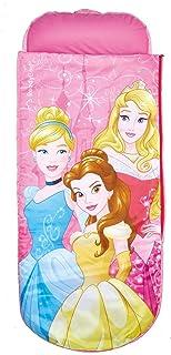 ReadyBed Disney Princess - Cama de aire y saco de dormir en uno
