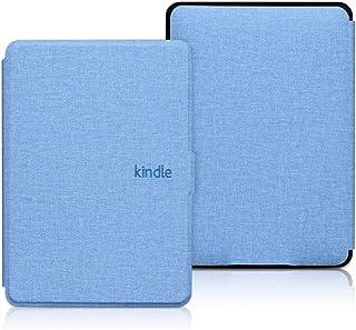 Etui do Kindle Paperwhite 1, 2 i 3 (pokolenia przed 2018), pokrowiec materiałowy JMH z automatycznym budzeniem/uśpieniem