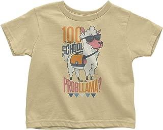 LeetGroupAU 100 Days of School Got A Probllama Toddler T-Shirt