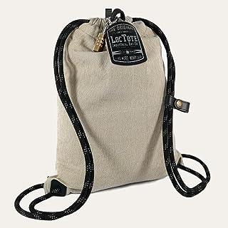f2062bd9b7ef LOCTOTE Flak Sack SPORT - Lightweight Theft-Resistant Drawstring Backpack