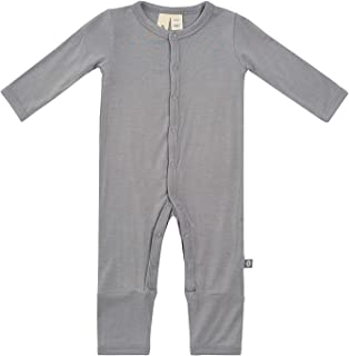 KYTE BABY Rompers - Baby Footless Coveralls Made of Soft Organic Bamboo Rayon Material - 0-24 Months