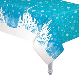 Winter Wonderland Party Theme 4 count Table Cover