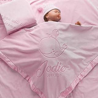 Personnalisé Bébé couronne arrière Design Sleepsuit Gro Garçons Filles Unisexe Nouveau Cadeau