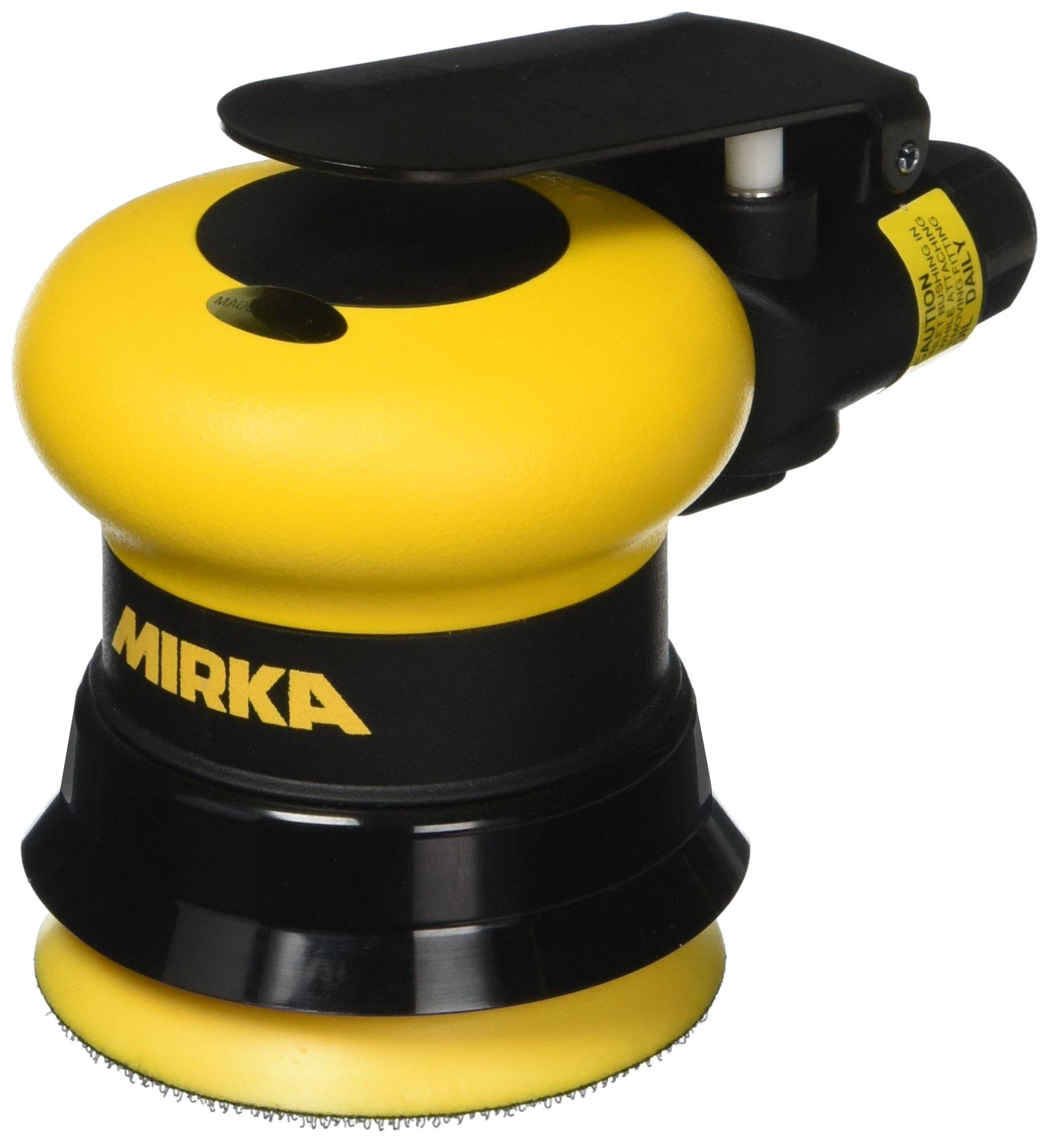 Mirka MR-350 motor de aire para lijadora de acabado: Amazon.es: Bricolaje y herramientas