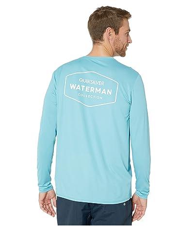 Quiksilver Waterman Gut Check Long Sleeve Rashguard