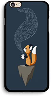 Cute Fox iPhone Case,PC Hard Case for iPhone (6/6s)