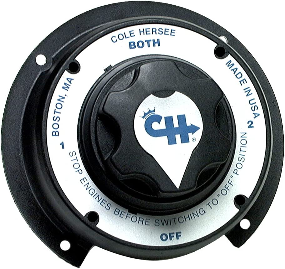 shop Cole Hersee M750BP Switch Battery Selector Weekly update