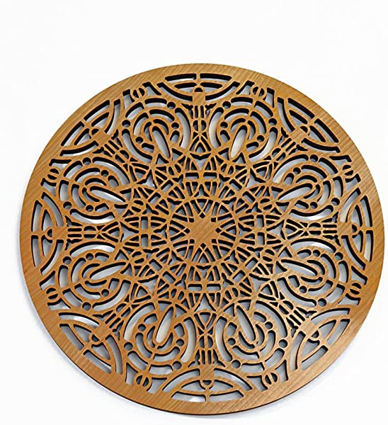 Frank Lloyd Wright Francis Apartments Grille Wall Element Cherry