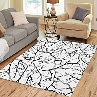 Best tree branch rug Reviews