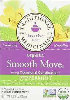 smooth move herbal tea