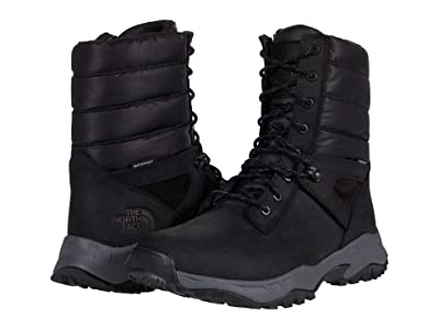 The North Face Thermoball Boot Zip-Up (TNF Black/Zinc Grey) Men