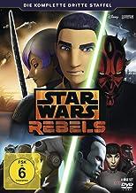 Star Wars Rebels - Die komplette dritte Staffel [DVD]