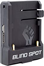 Power Junkie NP-F by Blind Spot - Multi use powering Adapter for filmmakers Using The NPF - Power Your DSLR with adapters - NPF Charger - Mount to Anything.