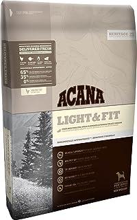 アカナ (ACANA) ドッグフード ライト&フィット [国内正規品] 11.4kg