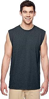 Jerzees 29SR Men's Sleeveless Shooter T-Shirt