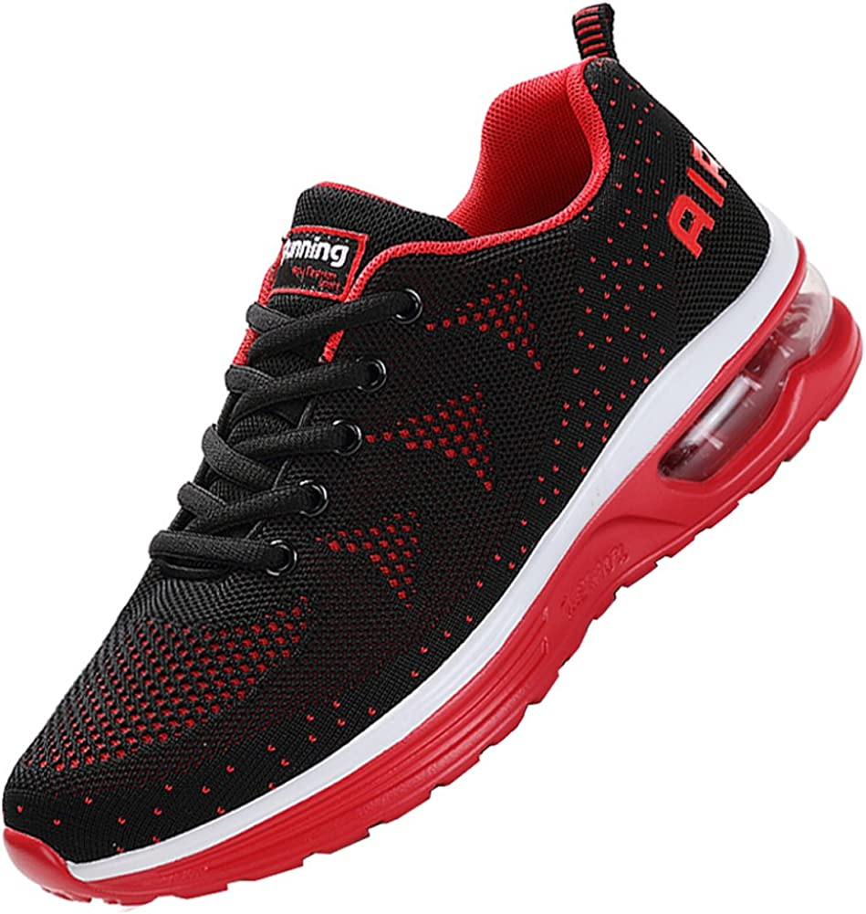 JARLIF Men's Lightweight Athletic Running Sport Shoes Breathable Sales of Los Angeles Mall SALE items from new works