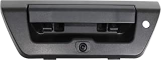 $115 » RED WOLF For Ford F150 2015-2020 Tailgate Handle W/Backup Camera Waterproof Tail Reverse Camera Rear View Parking Mount Black