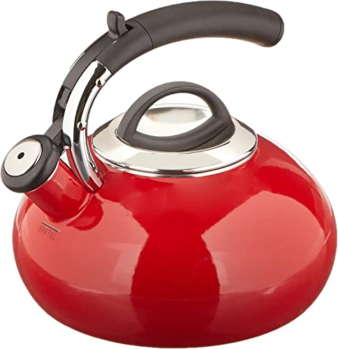 lowest Cuisinart Prodigy Kettle, high quality 2-Quart, online Red online sale
