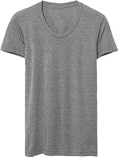 Womens/Ladies Tri-Blend Track T-Shirt