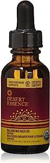 Desert Essence Balancing Face Oil - 0.96 Fl Oz - Pomegranate & Jojoba Oil - Promotes Skin Tone Balance - For All Skin Type...