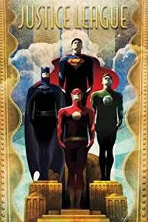 superman art deco