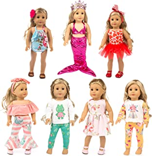 Best 18 girl doll clothes Reviews