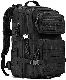 Tactical Pro Supply Kevlar Ranger Back Pack (Black)