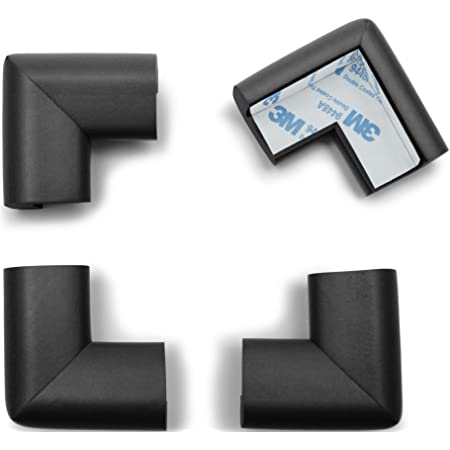 Protective Corners for Caravans and Motor Homes Set of 4 for Use with Roof Protection