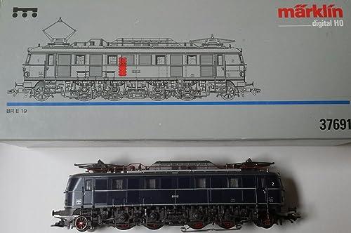 Digital-E-Lok BR 19 DB blau Spur HO Art.Nr.37691 M lin