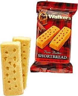 Walkers Shortbread Fingers Cookies Packages, 120 Count