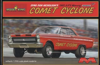 Model King Dyno Don 1965 Comet A/FX Drag Car Model Kit