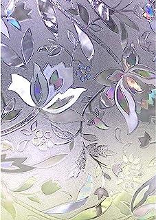 comprar comparacion Zindoo Vinilo de Ventana Vinilos para Cristales Vinilo Ventana Privacidad Adhesivo Ventanas Vinilo Translucido Privacidad ...