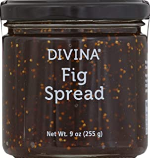 Divina Fig Spread, 9 Oz.