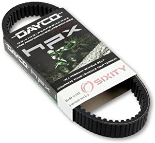 2013 for Arctic Cat Wildcat 1000 Drive Belt Dayco HPX ATV OEM Upgrade Replacement Transmission Belts