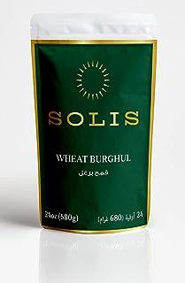 SOLIS Wheat Burghul 24oz - (680g)