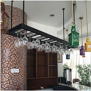 HZWLF Support de Tasse de Cintre de décoration d'armoire à vin créative, Support de Verre à vin Suspendu de Style europée...