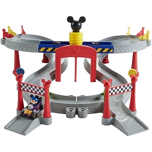Mickey Mouse Race Car: Amazon.com