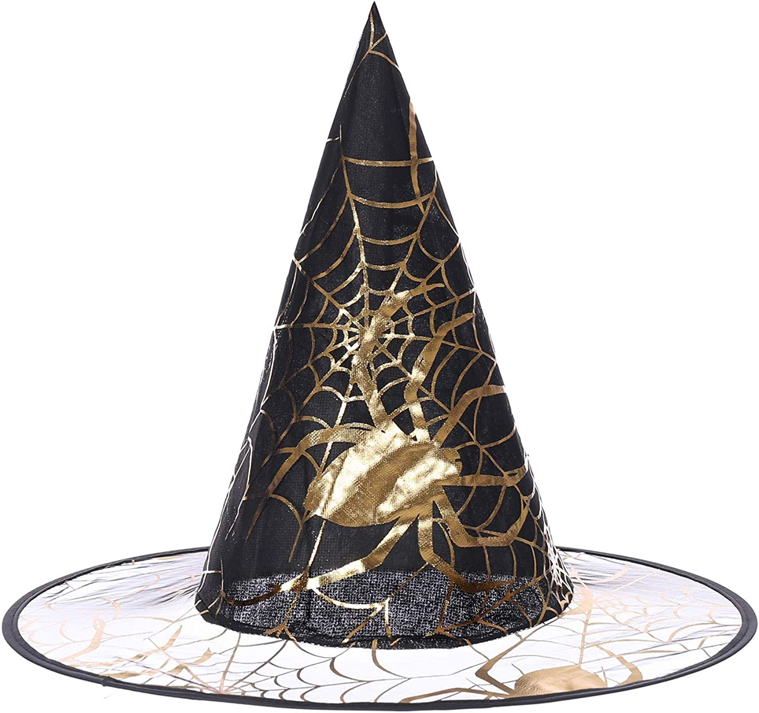 Women's Halloween Vintage Witch Hat Lace See-through Prin Veils Financial wholesale sales sale