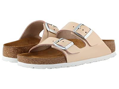 Birkenstock Arizona Leather (Natural Leather) Women
