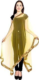 India Traditional Womens Stole-Scarves Long -Shawl-duppatta-chunni-Scarf-Wrap