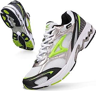 Uomo Scarpe da Trail Running Scarpe da Ginnastica Sportive Sneakers Basket Sport Outdoor Fitness Respirabile Mesh