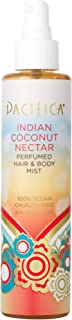 Pacifica Beauty Indian Coconut Nectar Perfumed Hair & Body Mist, Indian Coconut Nectar, 6 Fluid Ounce
