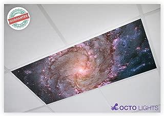 Astronomy 020 2x4 Flexible Fluorescent Light Cover