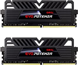 GeIL EVO Potenza AMD 16GB (2 x 8GB) 288-Pin DDR4 3000MHz PC4-24000 Desktop Memory Model GAPB416GB3000C16ADC