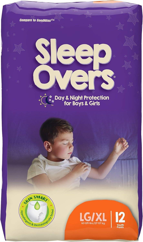 711917PK - Unisex Max 60% OFF Youth Absorbent P Cuties Save money Overs Sleep Underwear