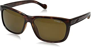 Arnette Slacker AN4196-07 Polarized Rectangular Sunglasses