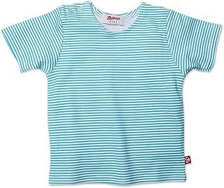 Zutano Pool Candy Stripe Short Sleeve T-Shirt