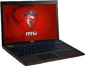 MSI G Series GE60 2OD-247US 15.6-Inch Laptop (Black/Red)