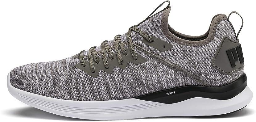 PUMA Unisex-Adult Ignite Flash Evoknit Sneaker